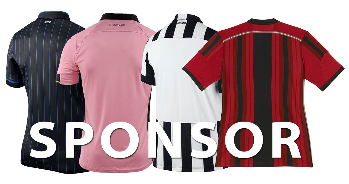 Quarto sponsor Serie A
