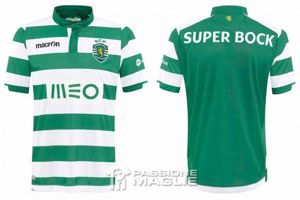 Maglia Sporting Lisbona 2014-2015