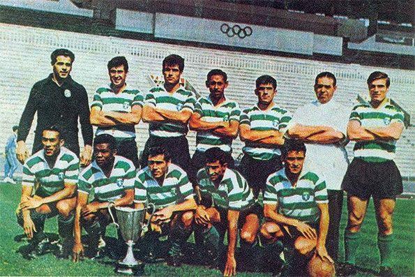 Sporting Lisbona vittoria Coppa delle Coppe 1964