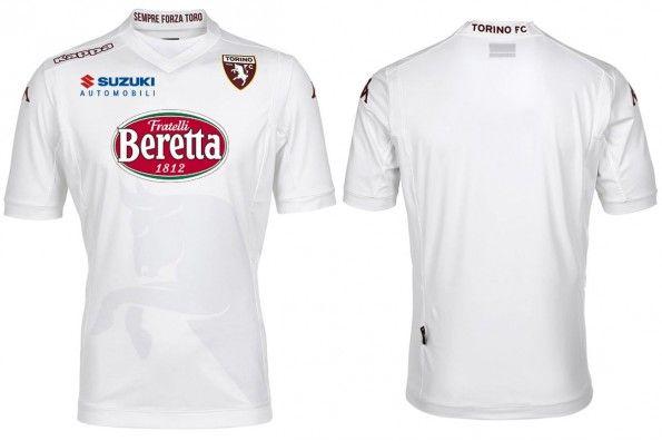 Seconda maglia Torino 2014-2015