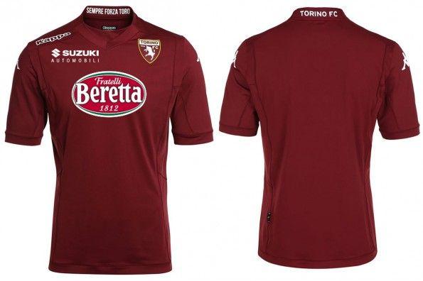 Maglia Torino 2014-2015 Kappa