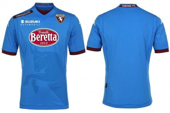 Terza maglia Torino 2014-2015