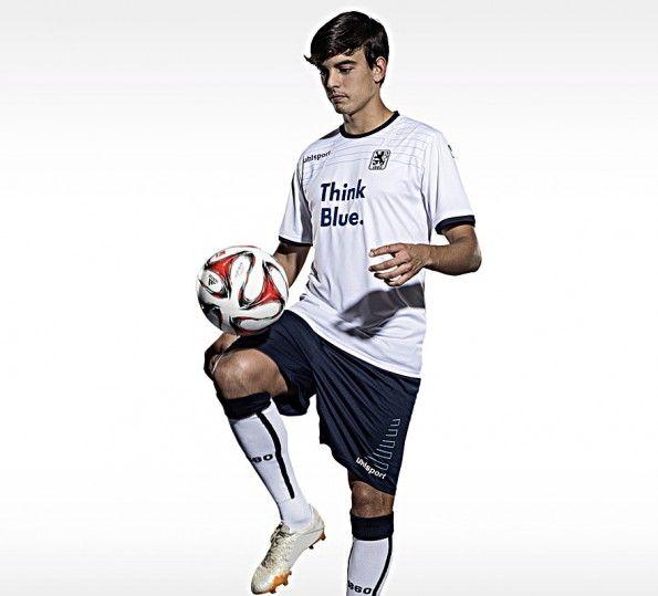 Divisa Monaco 1860 away 2014-15