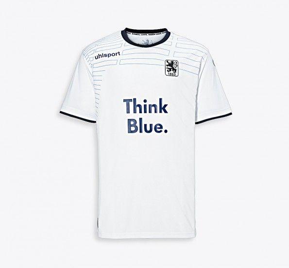 Seconda maglia Monaco 1860 2014-2015