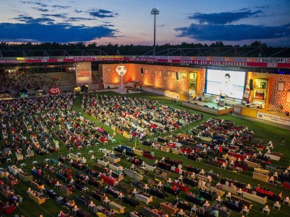 Union Berlin, mondiali 2014, panoramica stadio