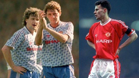 Maglie Manchester United sponsor adidas
