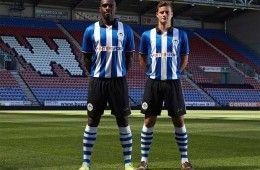 Kit Wigan Athletic 2014-2015