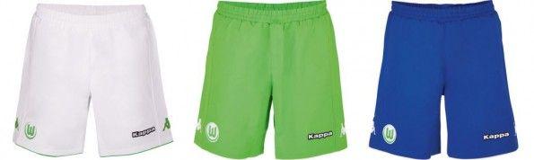 Pantaloncini Wolfsburg 2014-15