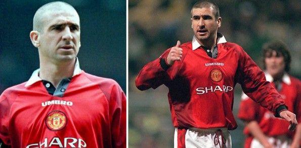 Cantona Manchester United 1996-1997