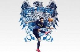 City Rising - Seconda maglia Manchester City 2014-2015