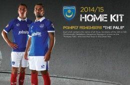 Presentazione Portsmouth kit 2014-2015