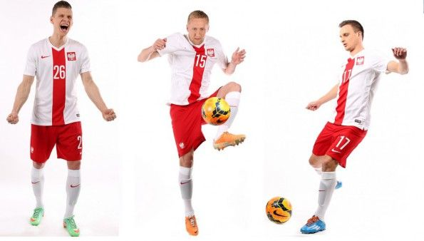 Kit Polonia 2014-2015 Nike