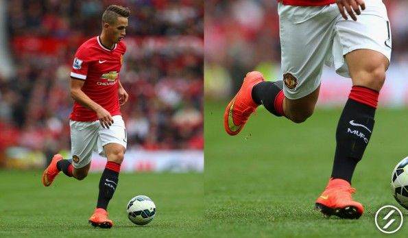 Januzaj scarpe Mercurial Superfly