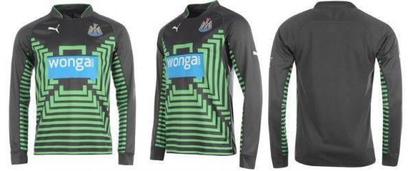 Maglia portiere Newcastle 2014-2015