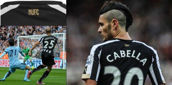 Retro maglia Newcastle 2014-2015