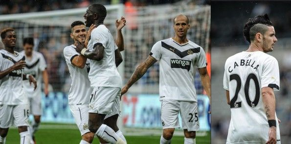 "Divisa ""member kit"" Newcastle United"