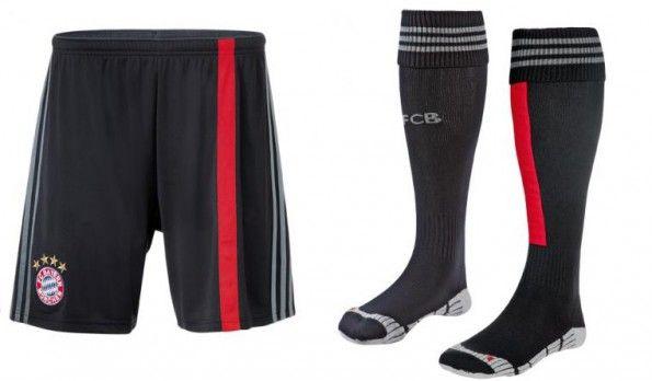Pantaloncini e calzettoni Bayern Champions League 2014-2015