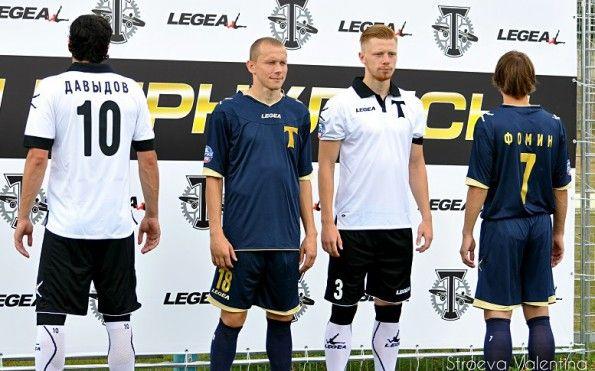 Kit Torpedo Mosca 2014-2015 Legea
