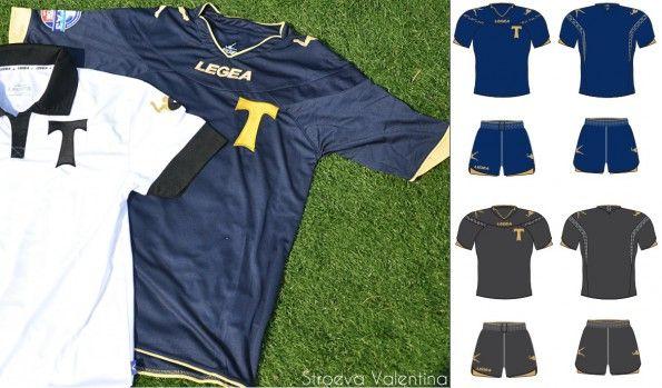 Torpedo Mosca maglie trasferta 2014-2015