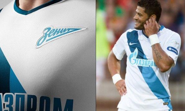 Hulk maglia Zenit 2014-15 away