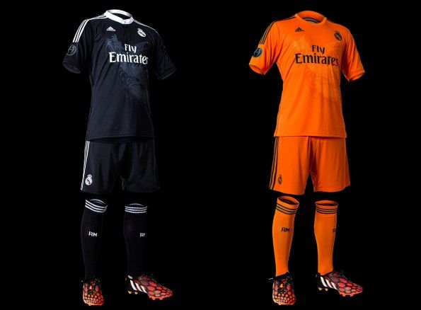Kit Real Madrid 2014-2015 Champions League