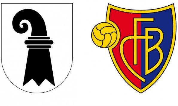Basilea, stemma squadra e città