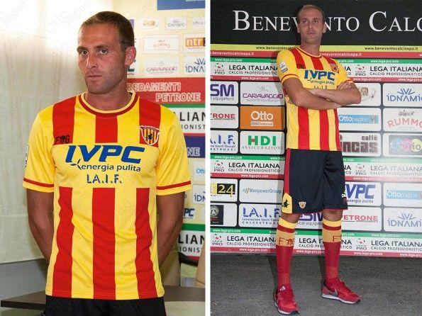 Benevento, home 2014-2015