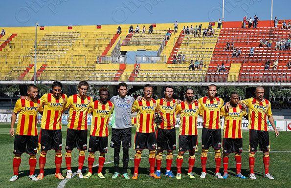 Benevento 2014-2015, formazione
