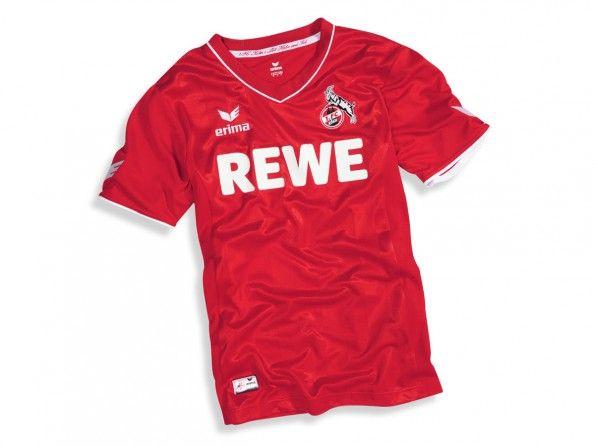 Seconda maglia Colonia 2014-2015