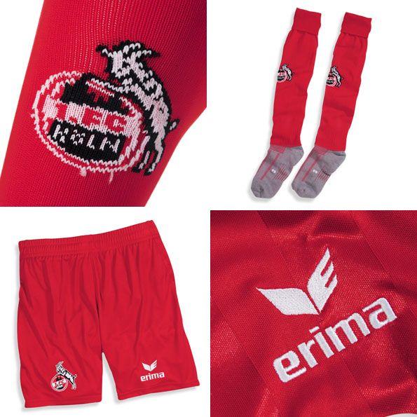 Kit Colonia trasferta 2014-2015 rosso