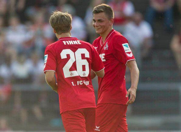 Retro maglia away Colonia 2014-2015