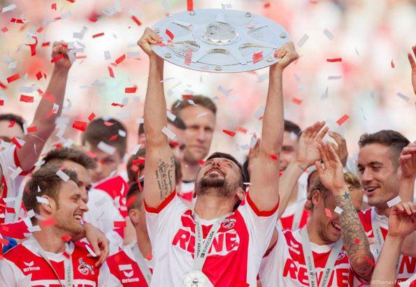 Colonia, vittoria 2. Bundesliga 2013-2014
