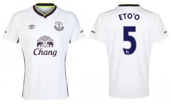 Terza maglia Everton 2014-2015