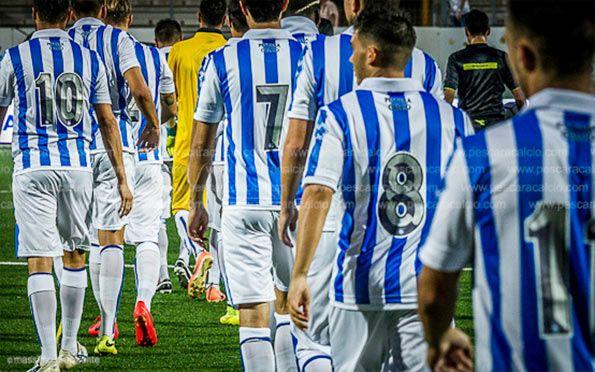 Font Pescara Calcio 2014-15