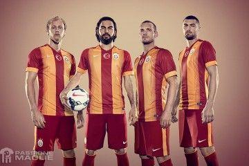 Galatasaray kit home 2014-2015