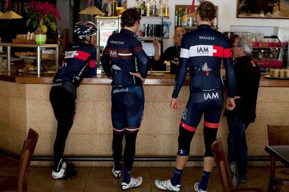 Retro maglia IAM Cycling 2014