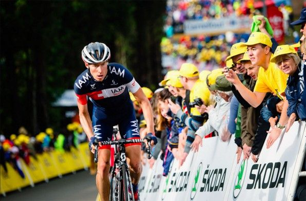 IAM Cycling, divisa 2014, Tour de France