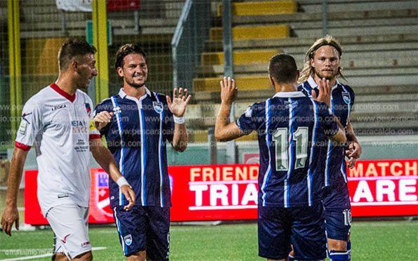 Divisa trasferta Pescara 2014-15