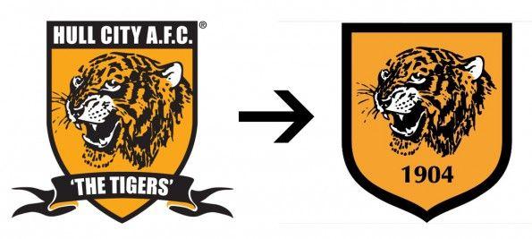 Nuovo logo Hull City 2014