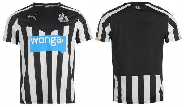 Maglia Newcastle United 2014-2015