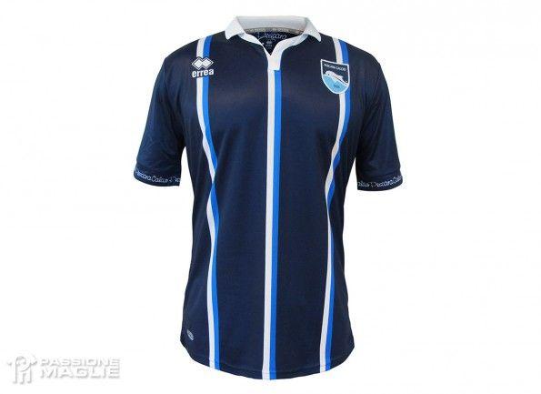 Seconda maglia Pescara 2014-2015