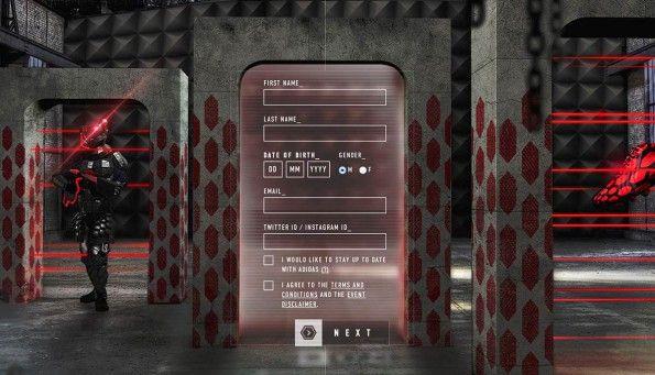 Predator adidas, The Game