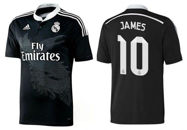 Terza maglia Real Madrid 2014-2015 adidas