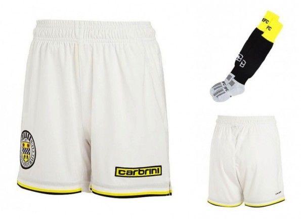 Pantaloncini calze St. Mirren home 2014-15