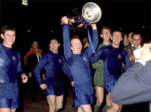 Manchester United vittoria Coppa dei Campioni 1968