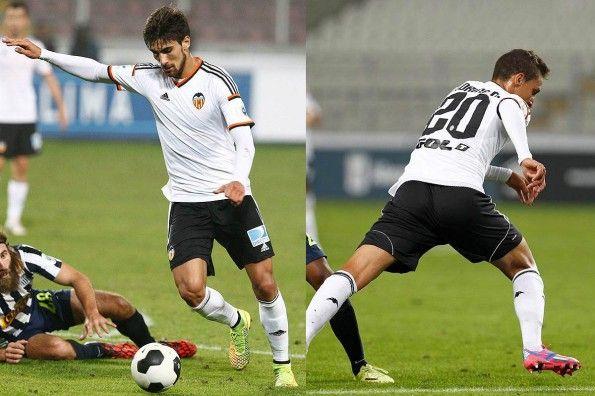 Valencia kit home 2014-2015
