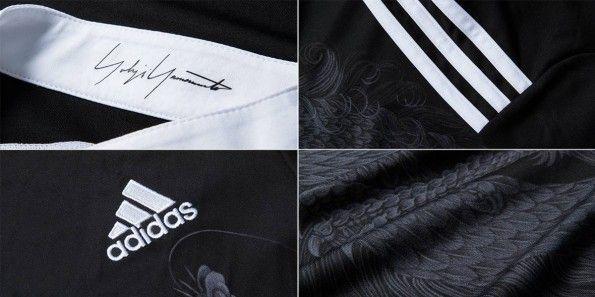 Dragone maglia Real Madrid Yamamoto