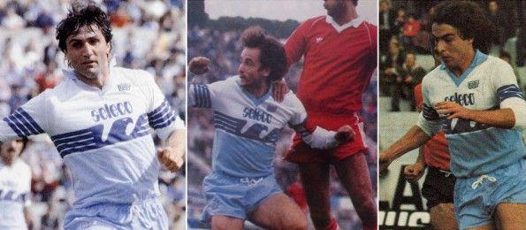 Divisa Lazio 1982-1983