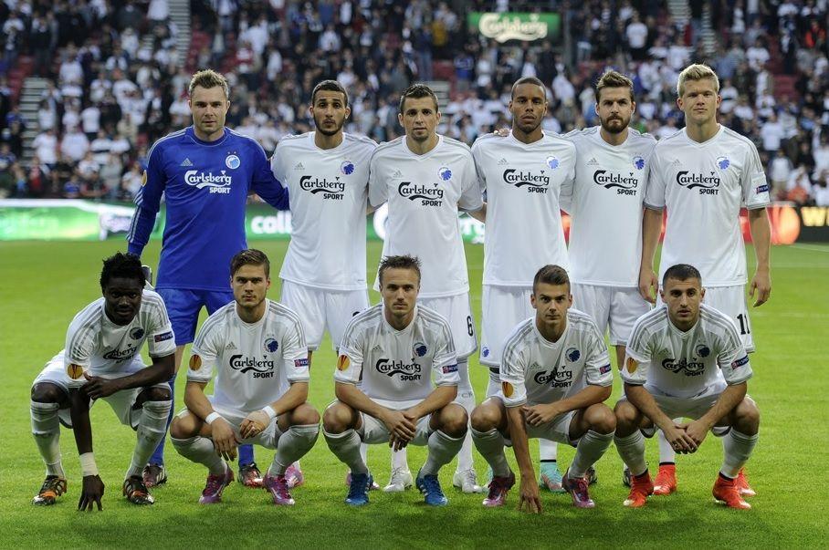Formazione del Copenhagen FC 2014-2015