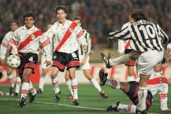 Juventus-River Plate 1-0 1996